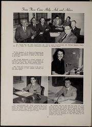 Page 10, 1953 Edition, Hicksville High School - Hixonian Yearbook (Hicksville, OH) online yearbook collection
