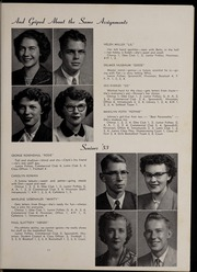 Page 15, 1953 Edition, Hicksville High School - Hixonian Yearbook (Hicksville, OH) online yearbook collection