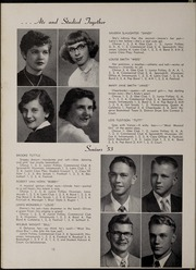 Page 16, 1953 Edition, Hicksville High School - Hixonian Yearbook (Hicksville, OH) online yearbook collection