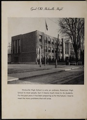 Page 6, 1953 Edition, Hicksville High School - Hixonian Yearbook (Hicksville, OH) online yearbook collection