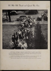 Page 7, 1953 Edition, Hicksville High School - Hixonian Yearbook (Hicksville, OH) online yearbook collection