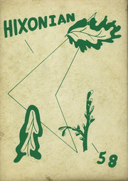 Page 1, 1958 Edition, Hicksville High School - Hixonian Yearbook (Hicksville, OH) online yearbook collection