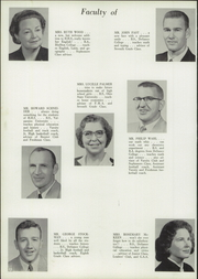 Page 16, 1958 Edition, Hicksville High School - Hixonian Yearbook (Hicksville, OH) online yearbook collection