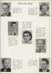 Page 17, 1958 Edition, Hicksville High School - Hixonian Yearbook (Hicksville, OH) online yearbook collection