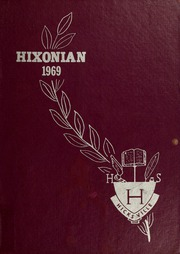 1969 Edition, Hicksville High School - Hixonian Yearbook (Hicksville, OH)