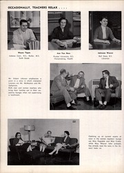 Page 14, 1957 Edition, Beech Grove High School - Hornet Yearbook (Beech Grove, IN) online yearbook collection