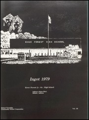 Page 5, 1979 Edition, River Forest High School - Ingot Yearbook (Hobart, IN) online yearbook collection