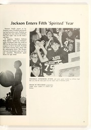 Page 15, 1970 Edition, Andrew Jackson High School - Jacksonian Yearbook (South Bend, IN) online yearbook collection