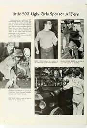 Page 8, 1970 Edition, Andrew Jackson High School - Jacksonian Yearbook (South Bend, IN) online yearbook collection