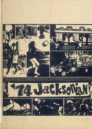 1974 Edition, Andrew Jackson High School - Jacksonian Yearbook (South Bend, IN)