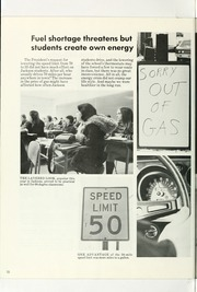 Page 26, 1974 Edition, Andrew Jackson High School - Jacksonian Yearbook (South Bend, IN) online yearbook collection