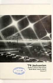 Page 5, 1974 Edition, Andrew Jackson High School - Jacksonian Yearbook (South Bend, IN) online yearbook collection