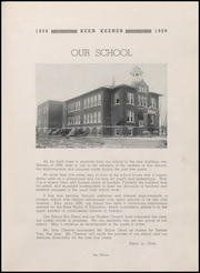 Page 15, 1939 Edition, Demotte High School - Keen Keener Yearbook (Demotte, IN) online yearbook collection