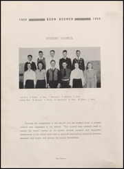Page 16, 1939 Edition, Demotte High School - Keen Keener Yearbook (Demotte, IN) online yearbook collection