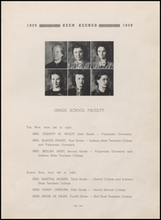 Page 7, 1939 Edition, Demotte High School - Keen Keener Yearbook (Demotte, IN) online yearbook collection