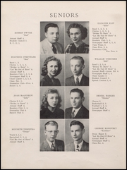 Page 12, 1949 Edition, Demotte High School - Keen Keener Yearbook (Demotte, IN) online yearbook collection