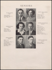 Page 14, 1949 Edition, Demotte High School - Keen Keener Yearbook (Demotte, IN) online yearbook collection