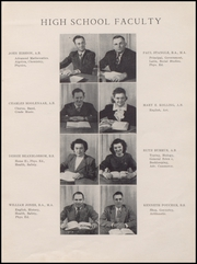 Page 9, 1949 Edition, Demotte High School - Keen Keener Yearbook (Demotte, IN) online yearbook collection