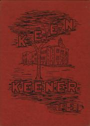 1951 Edition, Demotte High School - Keen Keener Yearbook (Demotte, IN)