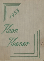 Demotte High School - Keen Keener Yearbook (Demotte, IN) online yearbook collection, 1955 Edition, Page 1