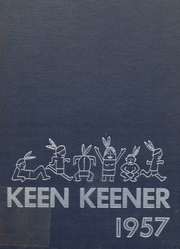 Demotte High School - Keen Keener Yearbook (Demotte, IN) online yearbook collection, 1957 Edition, Page 1