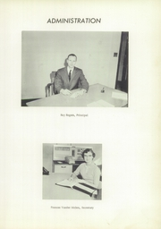 Page 11, 1959 Edition, Demotte High School - Keen Keener Yearbook (Demotte, IN) online yearbook collection