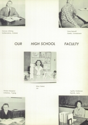 Page 13, 1959 Edition, Demotte High School - Keen Keener Yearbook (Demotte, IN) online yearbook collection