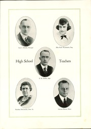 Page 11, 1921 Edition, Pleasant High School - Key Yearbook (Marion, OH) online yearbook collection