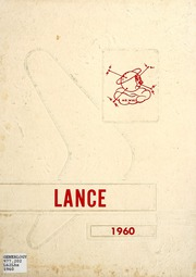 Page 1, 1960 Edition, Ligonier High School - Lance Yearbook (Ligonier, IN) online yearbook collection