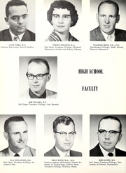 Page 10, 1960 Edition, Ligonier High School - Lance Yearbook (Ligonier, IN) online yearbook collection