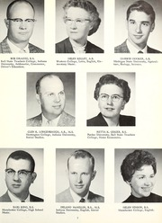 Page 11, 1960 Edition, Ligonier High School - Lance Yearbook (Ligonier, IN) online yearbook collection