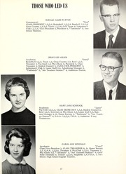 Page 17, 1960 Edition, Ligonier High School - Lance Yearbook (Ligonier, IN) online yearbook collection