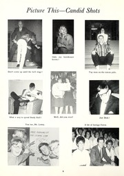 Page 10, 1964 Edition, Ligonier High School - Lance Yearbook (Ligonier, IN) online yearbook collection