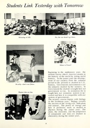 Page 13, 1964 Edition, Ligonier High School - Lance Yearbook (Ligonier, IN) online yearbook collection
