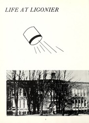 Page 6, 1964 Edition, Ligonier High School - Lance Yearbook (Ligonier, IN) online yearbook collection