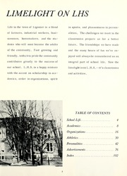 Page 7, 1964 Edition, Ligonier High School - Lance Yearbook (Ligonier, IN) online yearbook collection