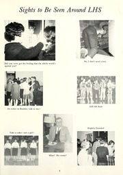 Page 9, 1964 Edition, Ligonier High School - Lance Yearbook (Ligonier, IN) online yearbook collection
