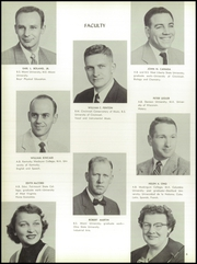 Page 10, 1955 Edition, Indian Hill High School - Legend Yearbook (Cincinnati, OH) online yearbook collection