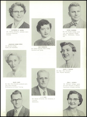 Page 11, 1955 Edition, Indian Hill High School - Legend Yearbook (Cincinnati, OH) online yearbook collection