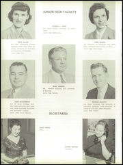 Page 12, 1955 Edition, Indian Hill High School - Legend Yearbook (Cincinnati, OH) online yearbook collection