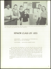 Page 14, 1955 Edition, Indian Hill High School - Legend Yearbook (Cincinnati, OH) online yearbook collection