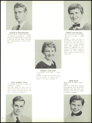 Page 15, 1955 Edition, Indian Hill High School - Legend Yearbook (Cincinnati, OH) online yearbook collection