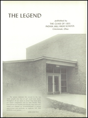 Page 5, 1955 Edition, Indian Hill High School - Legend Yearbook (Cincinnati, OH) online yearbook collection