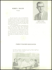 Page 9, 1955 Edition, Indian Hill High School - Legend Yearbook (Cincinnati, OH) online yearbook collection