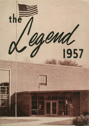 1957 Edition, Indian Hill High School - Legend Yearbook (Cincinnati, OH)
