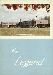 1958 Edition, Indian Hill High School - Legend Yearbook (Cincinnati, OH)