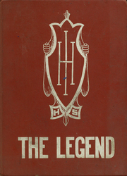 1960 Edition, Indian Hill High School - Legend Yearbook (Cincinnati, OH)