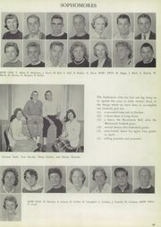 Page 65, 1960 Edition, Indian Hill High School - Legend Yearbook (Cincinnati, OH) online yearbook collection