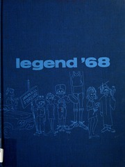 1968 Edition, Indian Hill High School - Legend Yearbook (Cincinnati, OH)