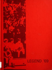 1969 Edition, Indian Hill High School - Legend Yearbook (Cincinnati, OH)
